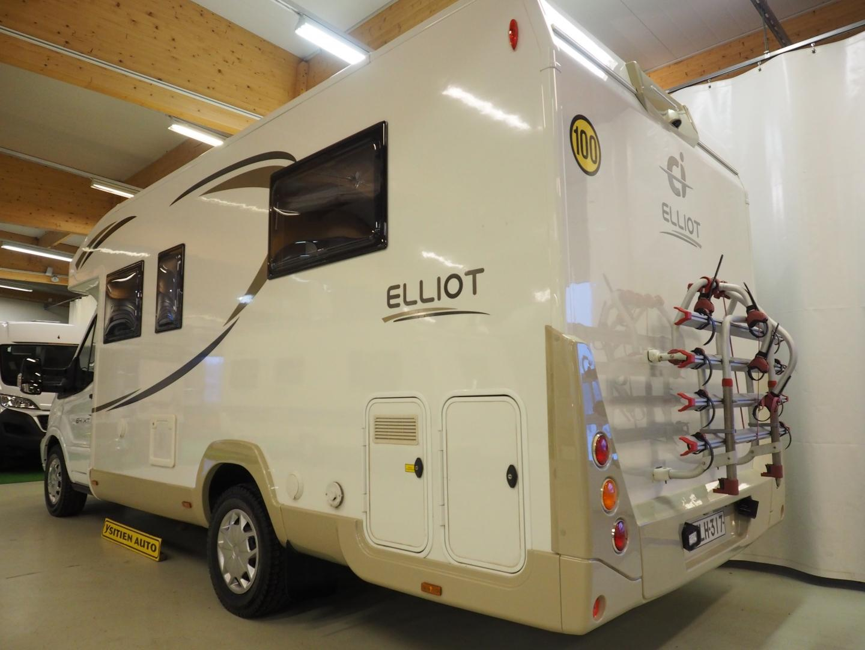 Ci Elliot 64 XT, 2,0 TDCI 170HV