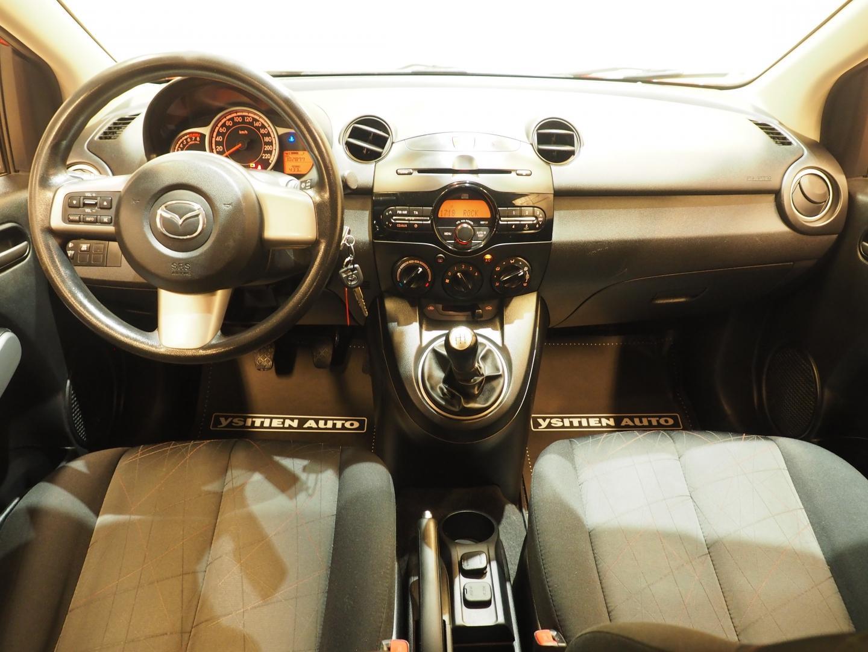 Mazda 2, 1,3 Comfort 5ov