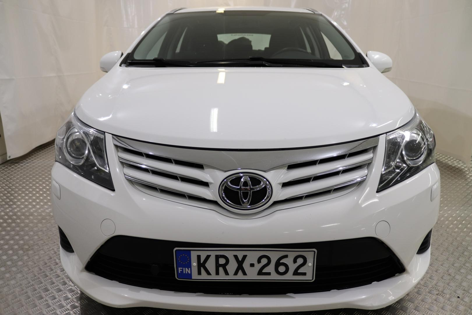 Toyota Avensis, 1,6 Valvematic Terra Edition Wagon (MY13