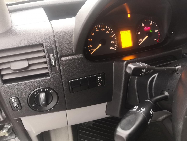 Mercedes-Benz Sprinter, 316 CDI WEBASTO ILMASTOINTI VETOKOUKKU VAKKARI SIS 24% ALV