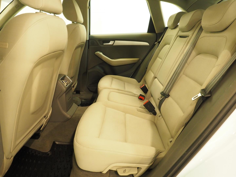 Audi Q5, 2.0 TDI DPF 125 Quattro S-tronic