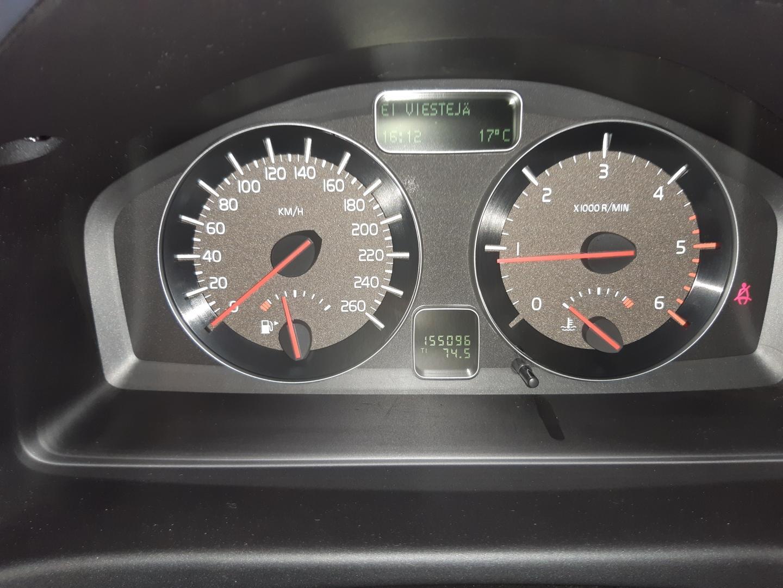 Volvo V50, 1,6D DRIVe start/stop Summum