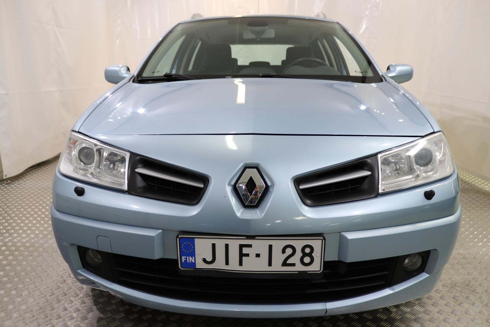 Renault Megane, Break 1.5 dCi 106 Expression