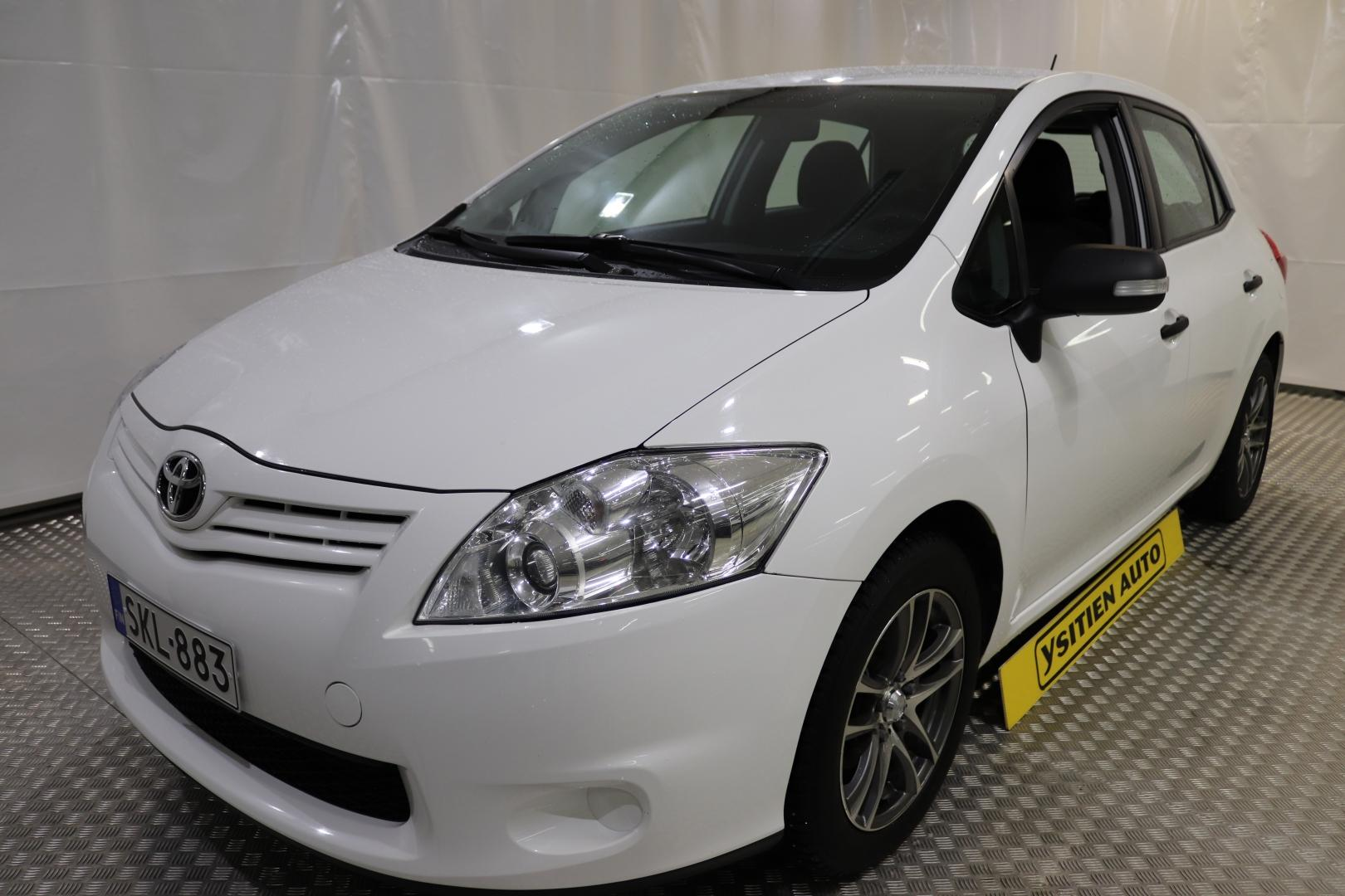 Toyota Auris, 1,6 Valvematic Linea Terra 5ov