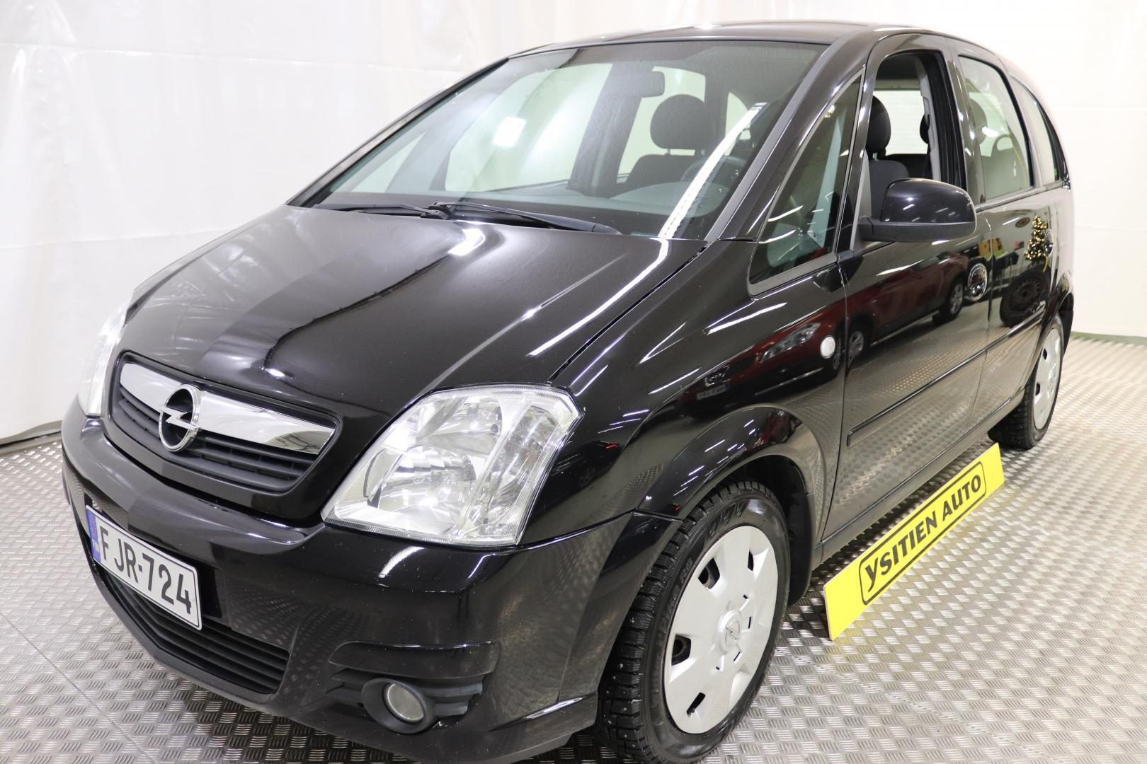 Opel Meriva, 1.6 Twinport Enjoy Limited 5-ov