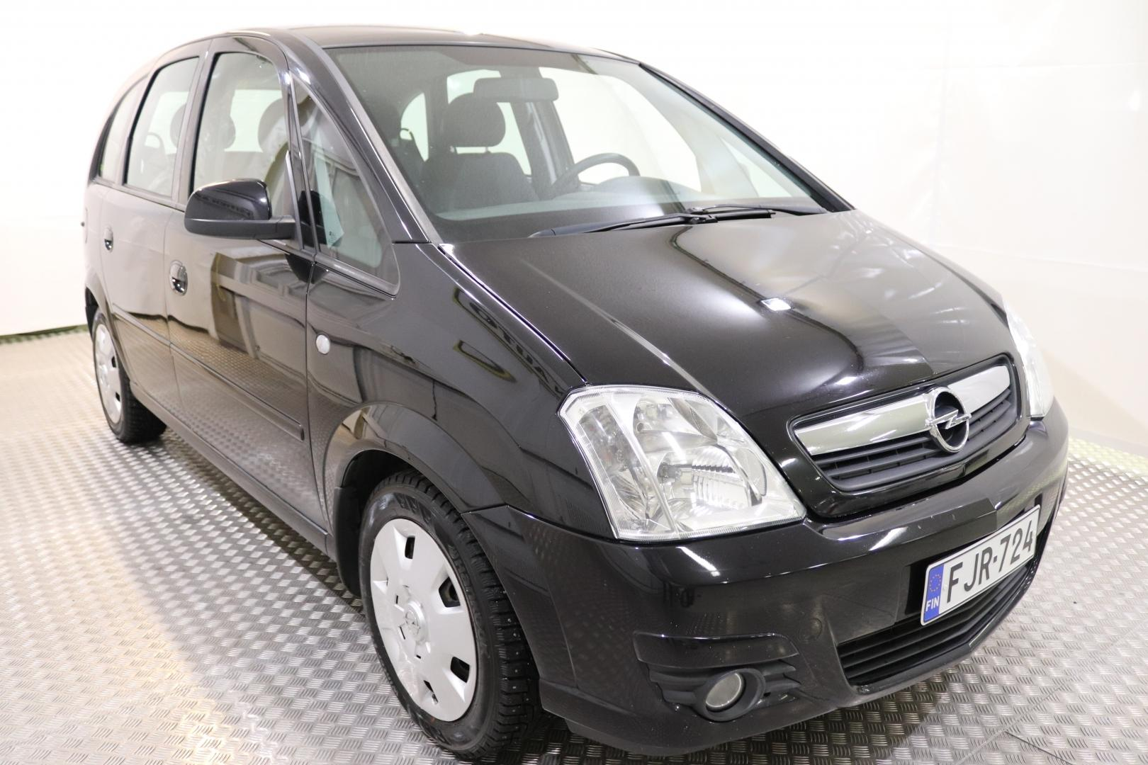 Opel Meriva, 1.6 Twinport Enjoy Limited 5-ov