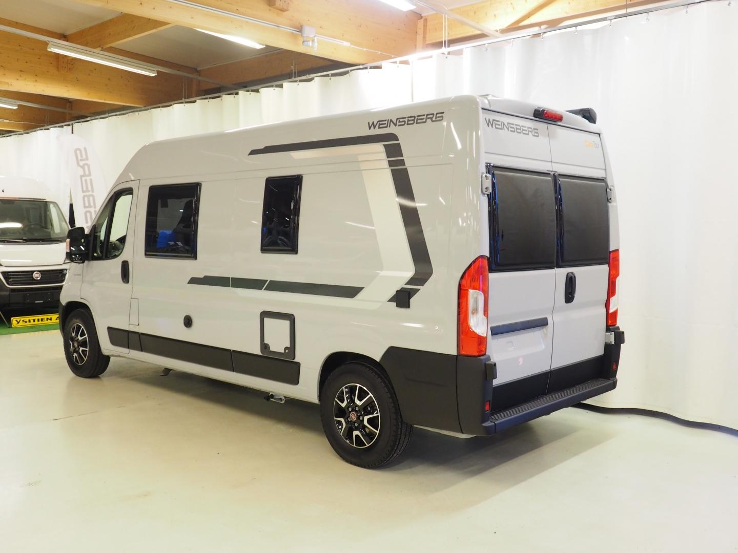 Weinsberg CaraTour 600 MQ, 50 Years Limited Edition 2,3 m-jet140hv