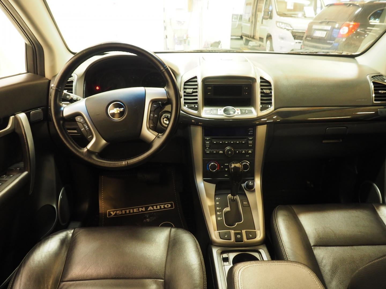 Chevrolet Captiva, SUV LT 2,2D 135 A AWD 7-henk