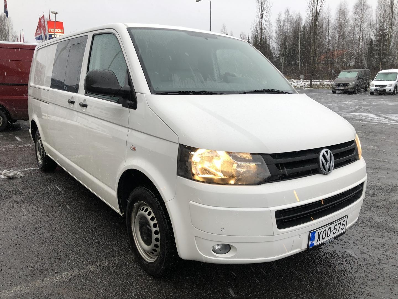 Volkswagen Transporter, 2.0TDI 140HV PITKÄ NELIVETO ILMASTOINTI WEBASTO SIS 24%ALV