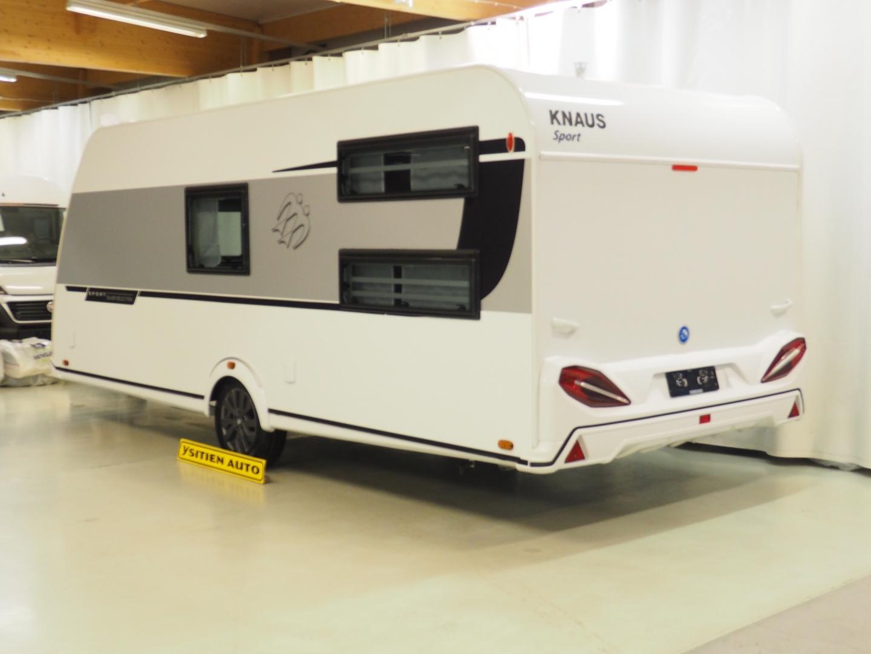 Knaus Sport, 580 QS Silver Selection