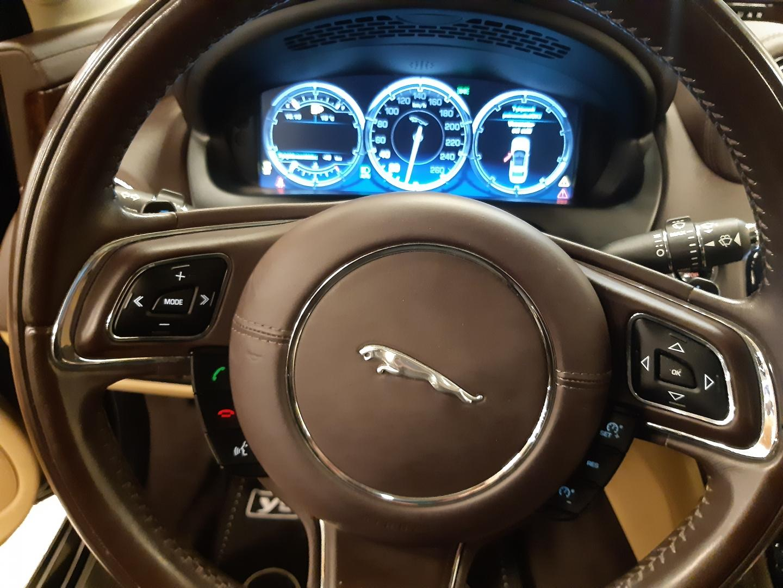Jaguar XJ, Premium Luxury 3,0 V6 Diesel