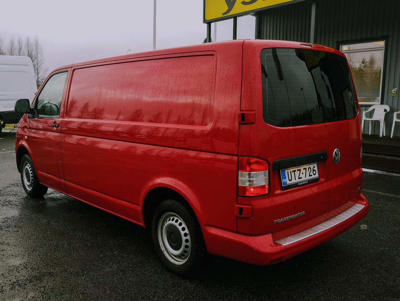 Volkswagen Transporter, 2.0 TDI PARIOVET PITKÄ MALLI WEBASTO KELLOLLA SIS 24% ALV