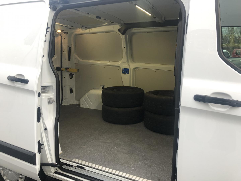 Ford Transit Custom, 2.2TDCi 125HV L1H1 WEBASTO INVERTTERI PARIOVET SIS 24% ALV
