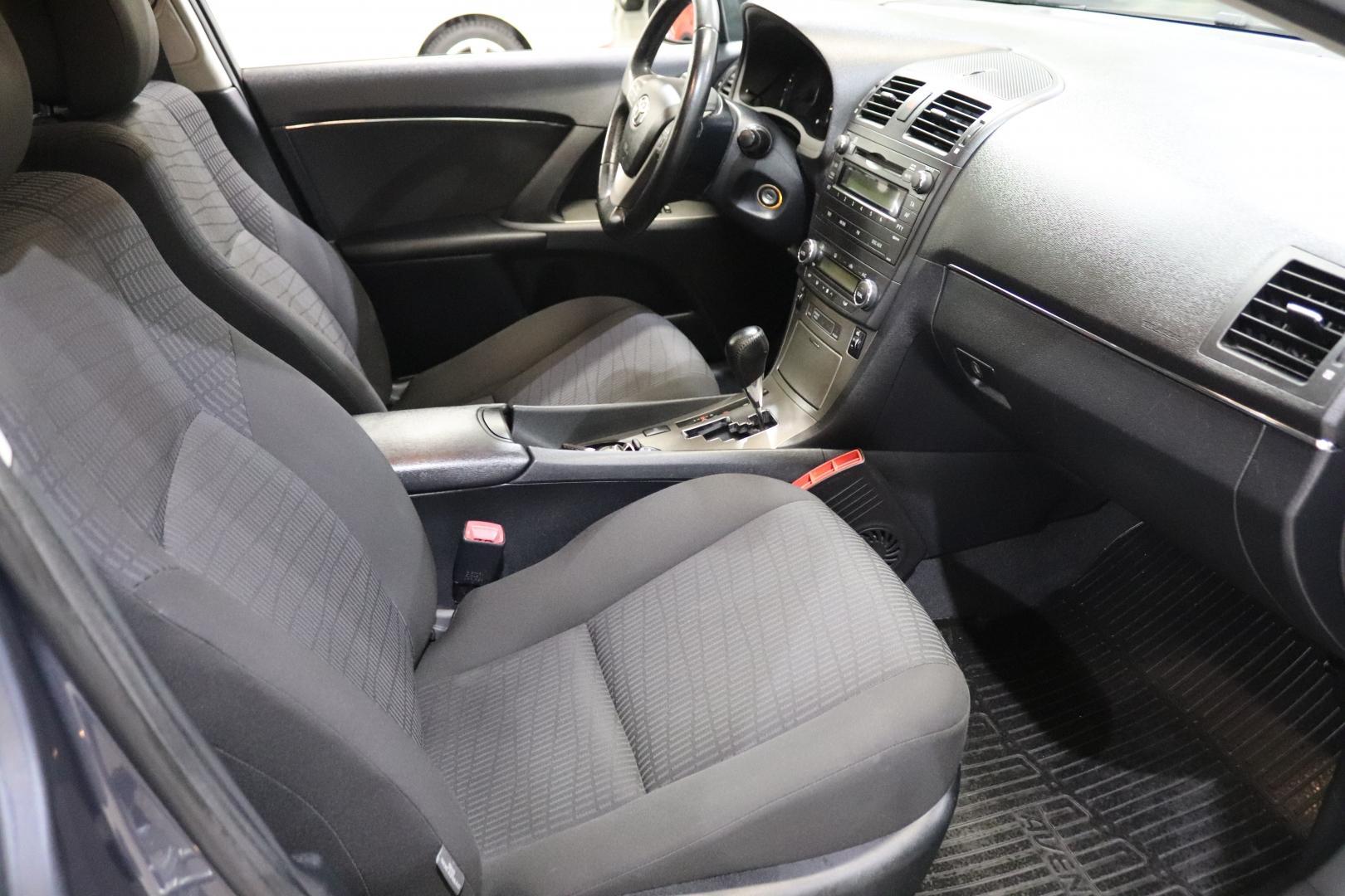 Toyota Avensis, 1.8 Valvematic Sol Wagon MultidriveS