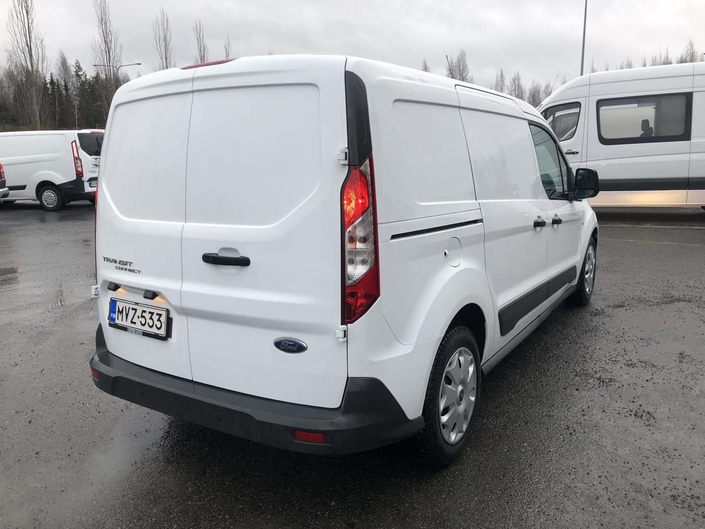 Ford Transit Connect, 1.5 TDCI L2 PITKÄ 100HV TREND WEBASTO ILMASTOINTI PARKKITUTKAT SIS 24% ALV