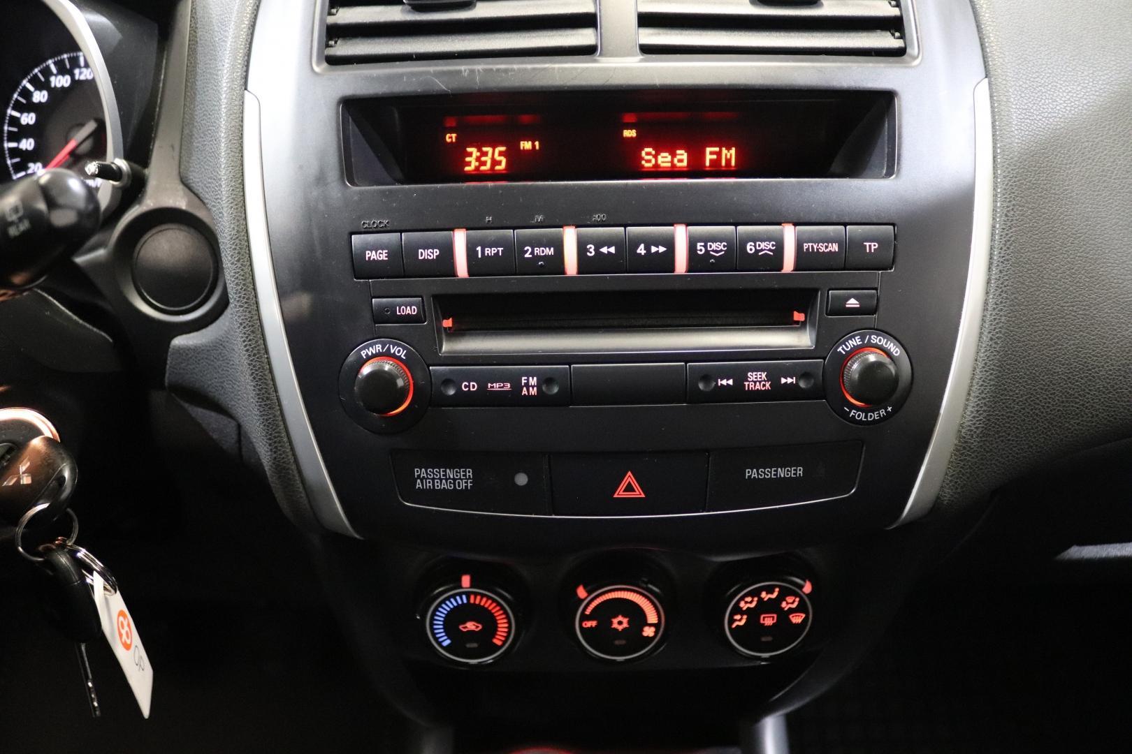 Mitsubishi ASX, 1,6 Inform